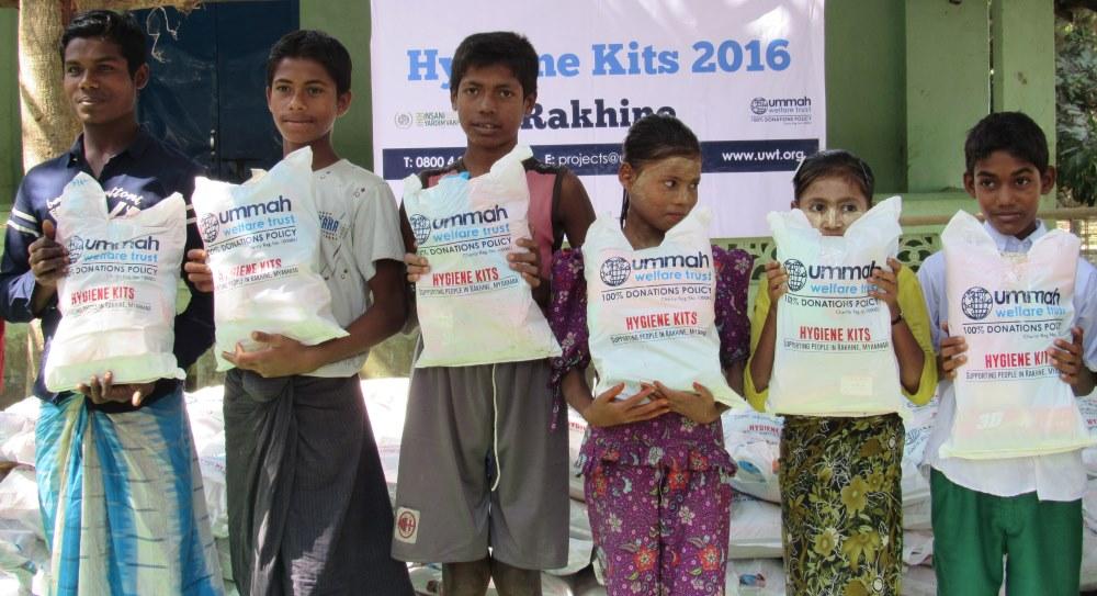 Summary Of Burma Relief Efforts 2016
