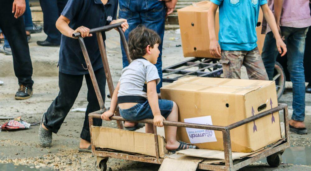 Summary Of Syria Emergency Efforts 2016