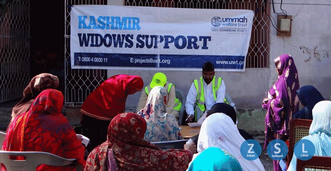 Widows in Kashmir