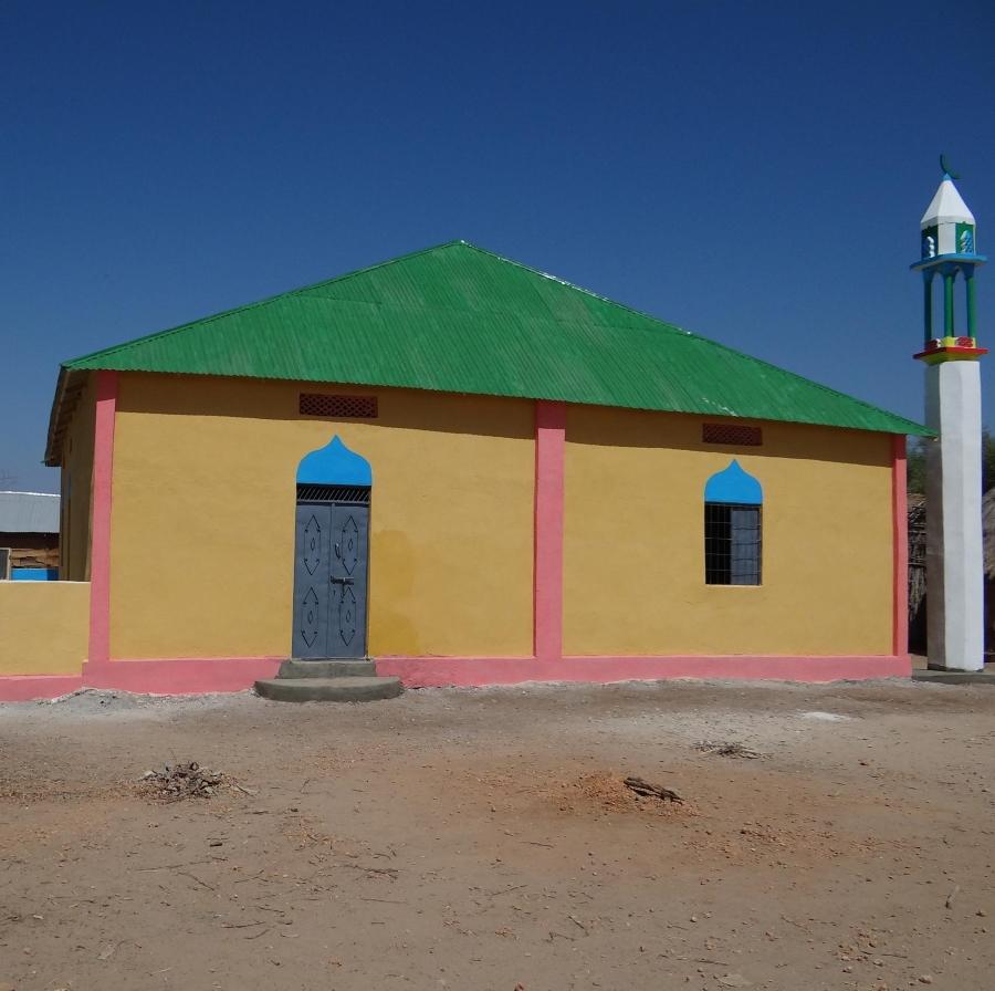 A New masjid in Somalia