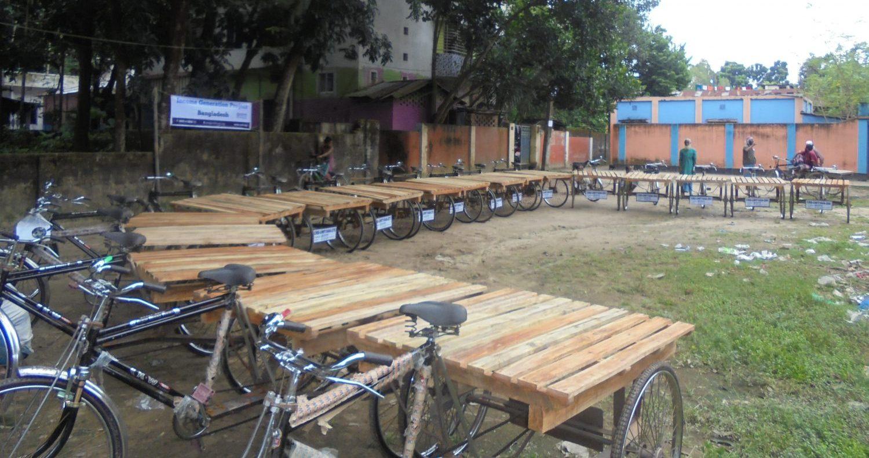 New Livelihoods in Bangladesh