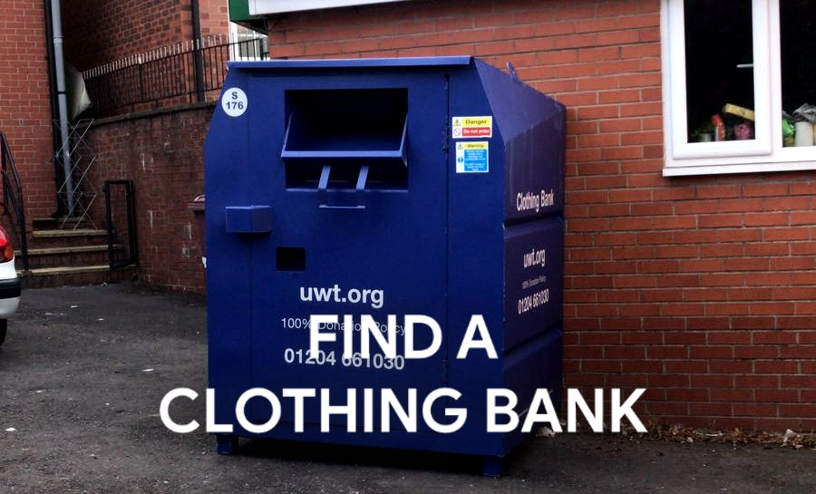 Find a Clothing Bank