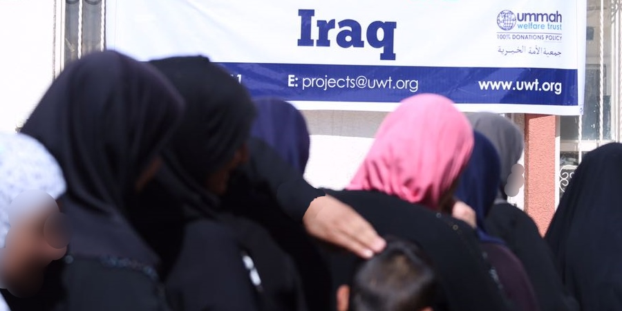 Widows In Iraq