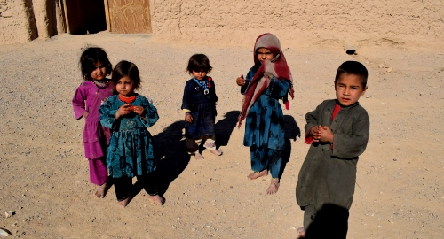 Children In Kandahar