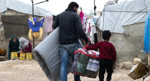Syria Winter Aid