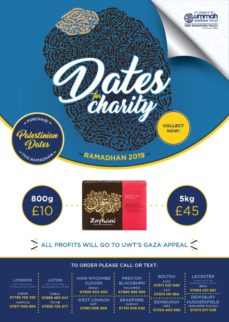 Charity Dates Sale