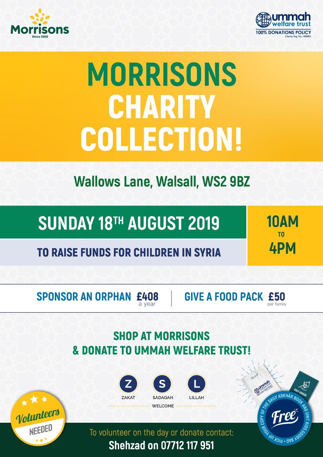 Morissons Charity Collection