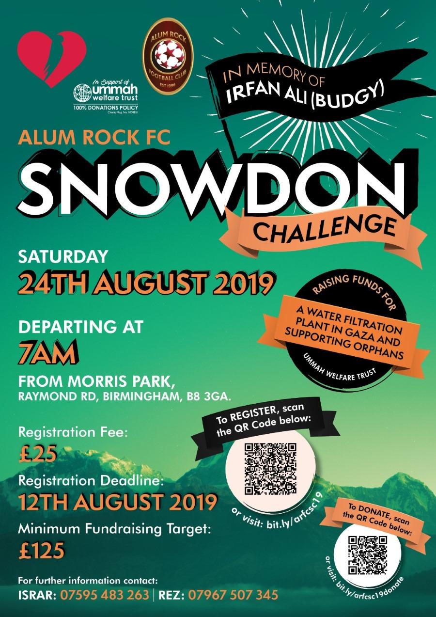 Mount Snowdon Climb