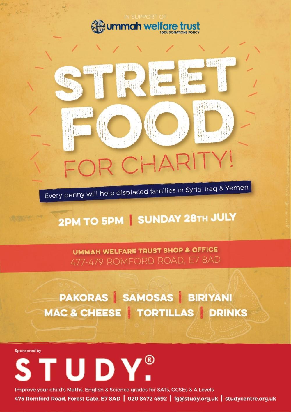 Street Food Charity