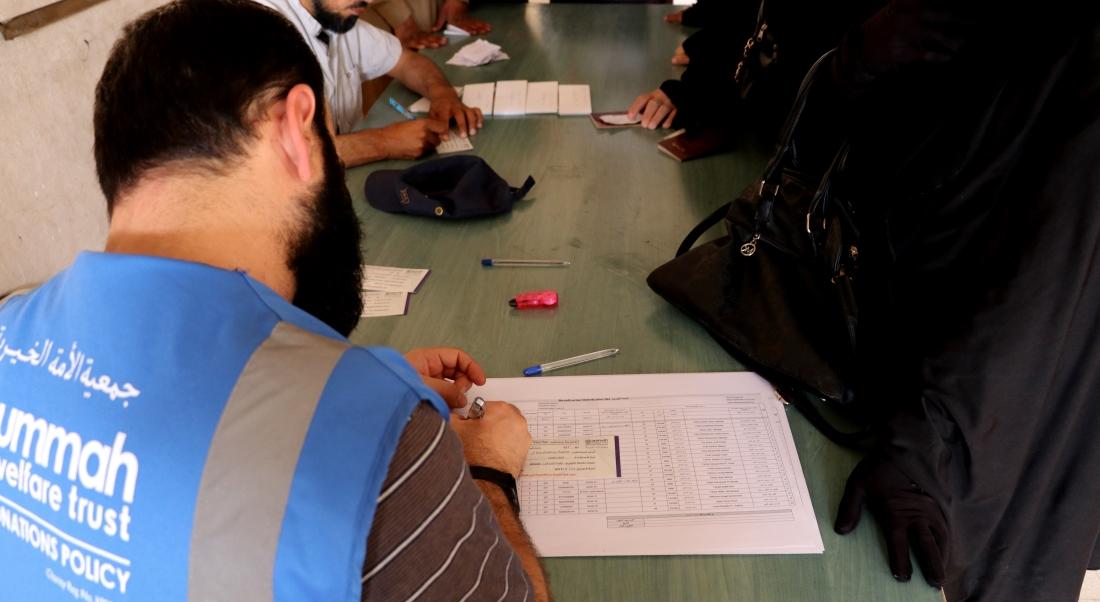 Zakat To Syria's Forgotten Families