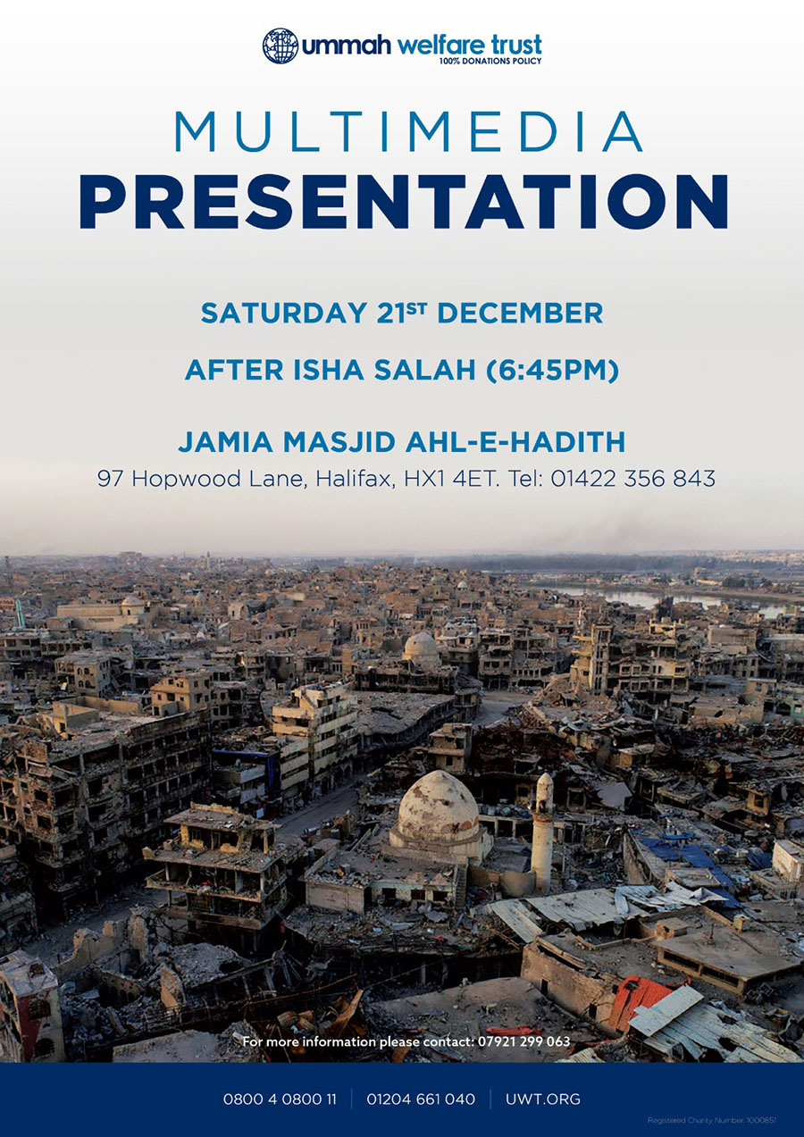 Halifax Presentation