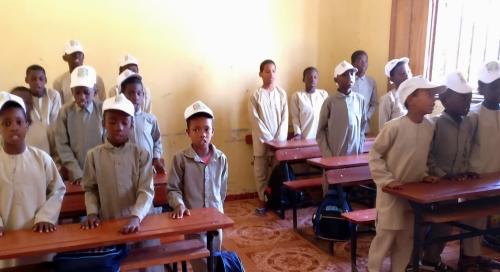 Sadaqah Jariyah In Mauritania