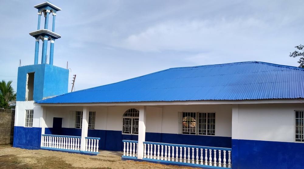The New Masjid Yusuf In Bo, Sierra Leone