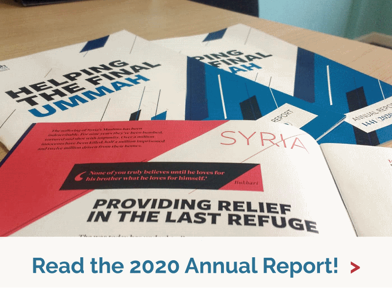 Read the new 2020 Annual Report