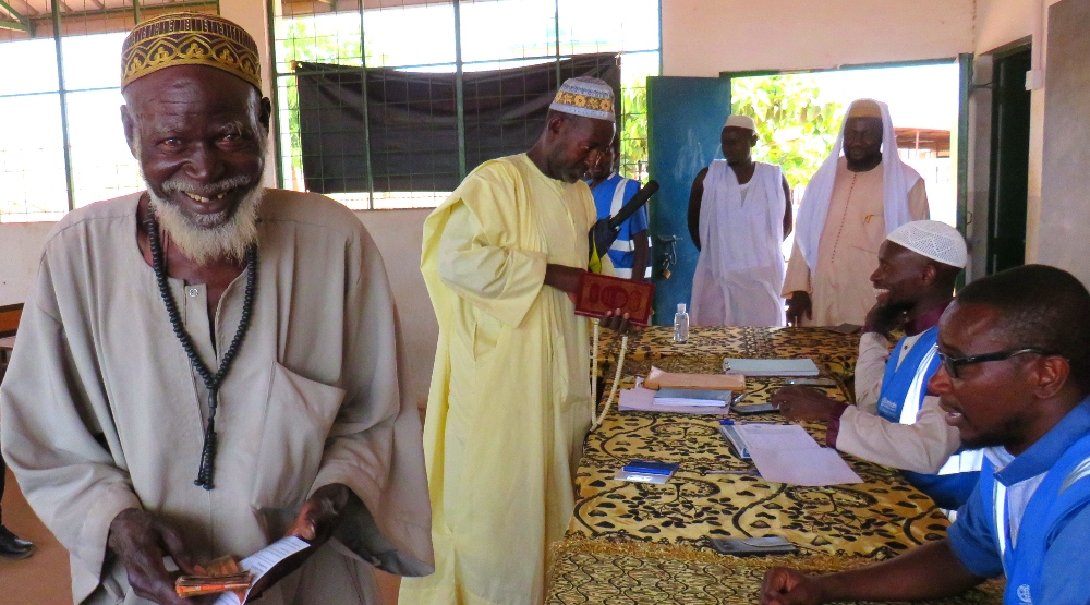 Ramadhan Cash Assistance In Rural Gambia