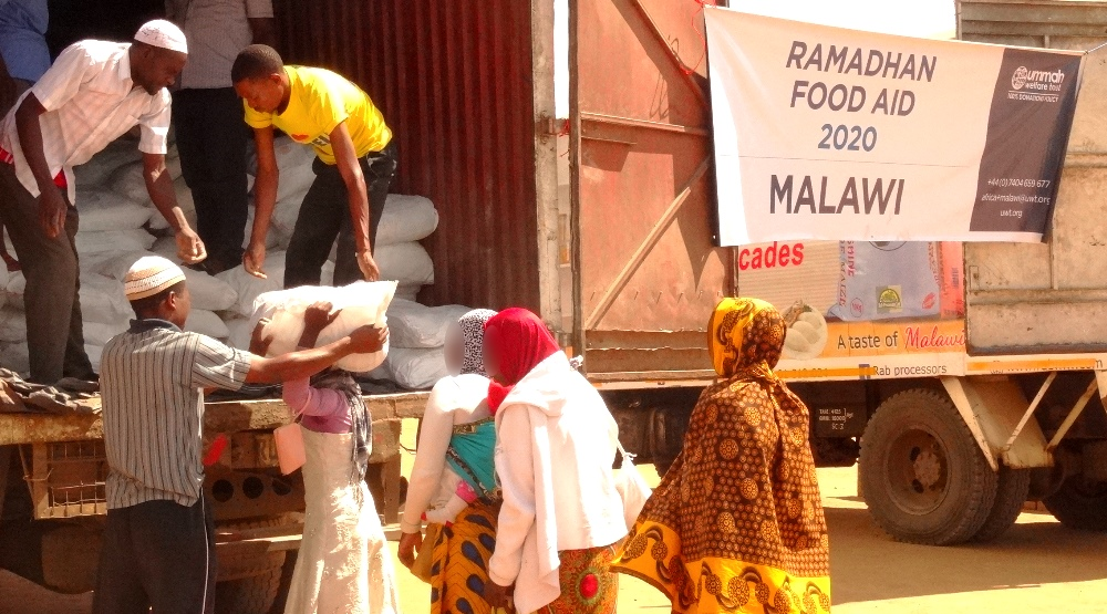Ramadhan 2020 For Malawi's Poor Farmers