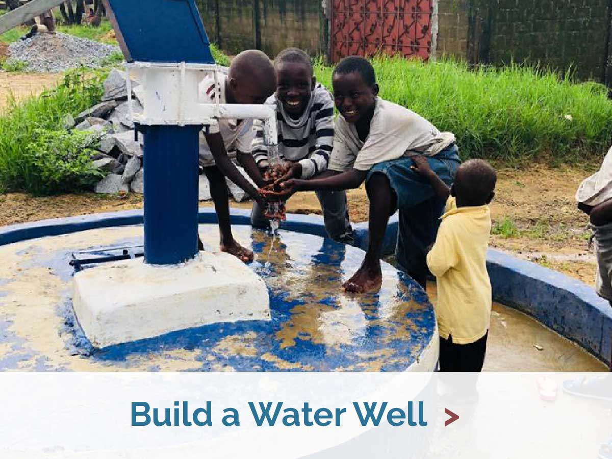 Build A Water Well