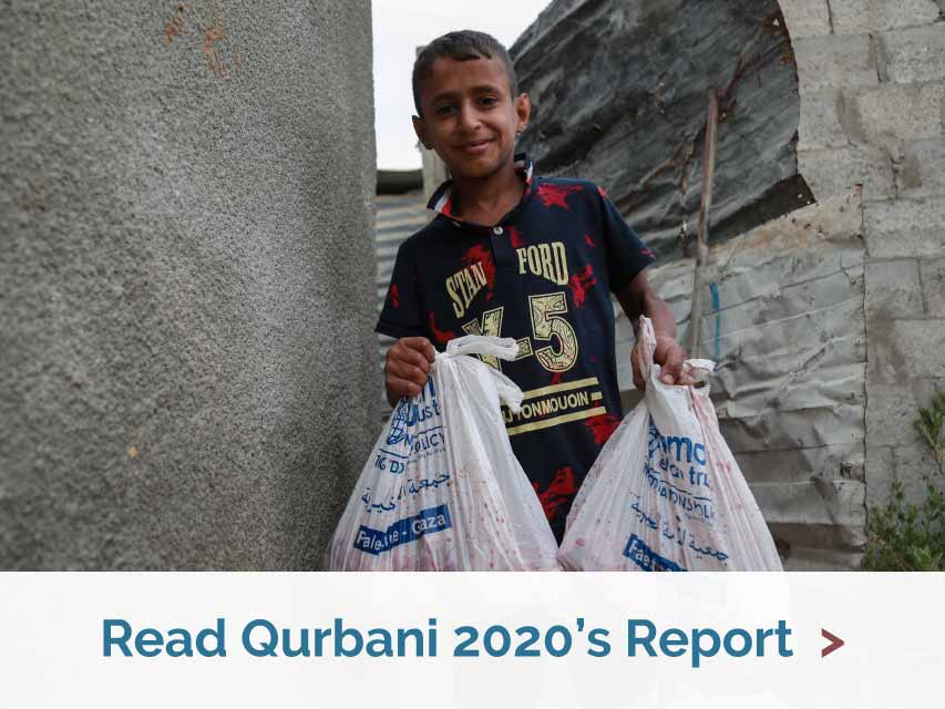 Read Qurbani 2020's Report