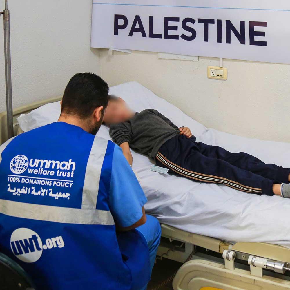 Patient Care in Gaza