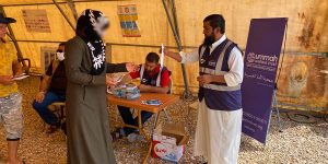 Assisting a Widow in Iraq