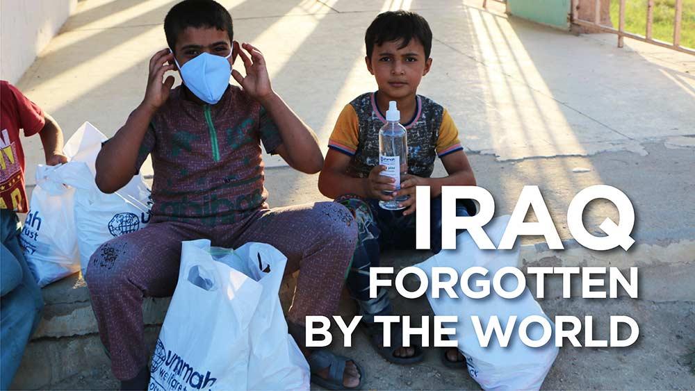 Forgotten Children in Iraq