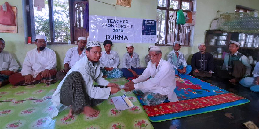 Supporting Teachers in Burma