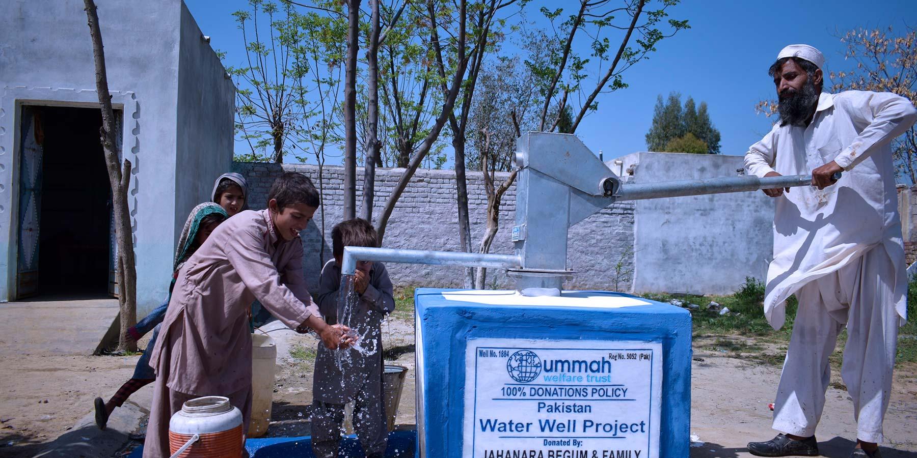 Water Well Pakistan
