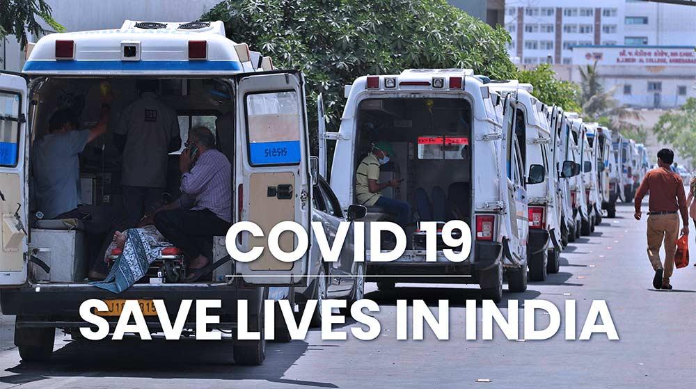 Covid 19 India Appeal