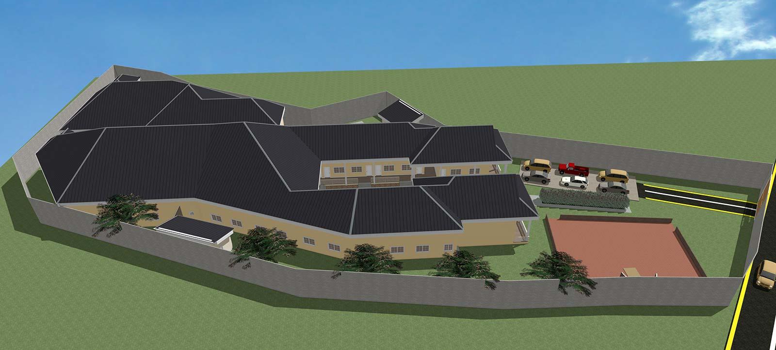Makeni Islamic Centre Plan