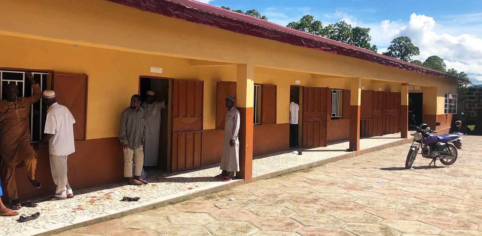 Makeni Islamic Centre