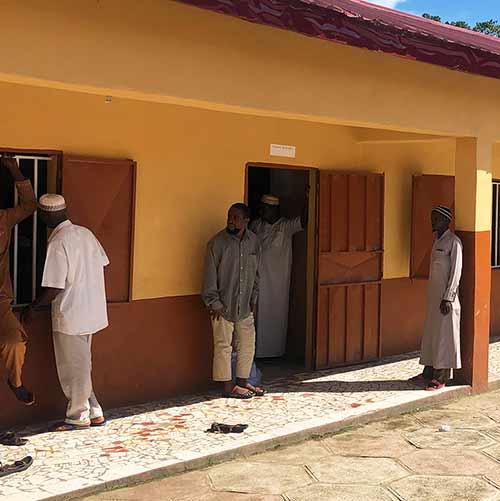 Makeni School Sierra Leone