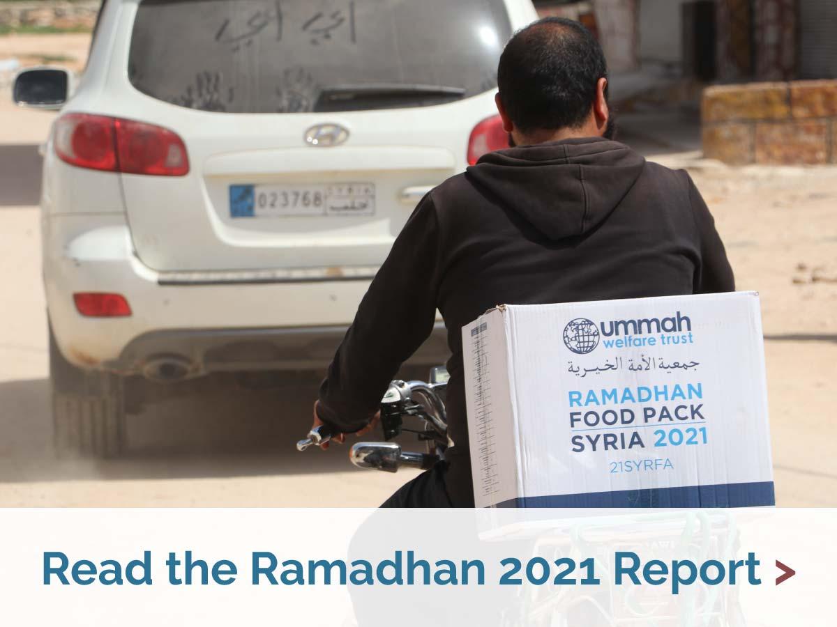 Read the Ramadhan 2021 Summary Report